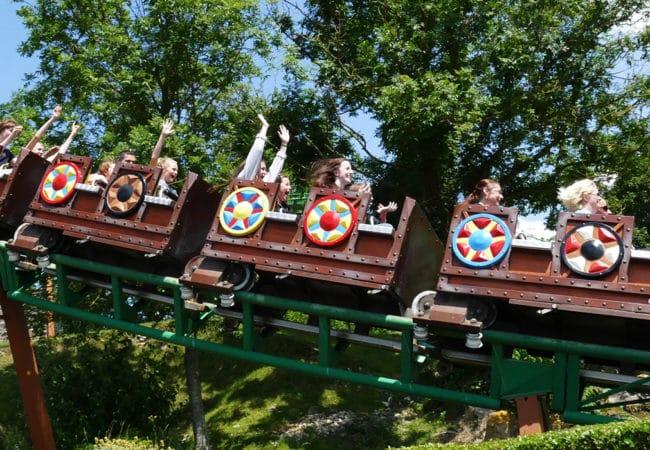 Festyland amusement park in Calvados