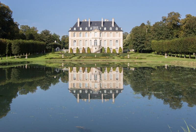 Château de Vendeuvre and its gardens