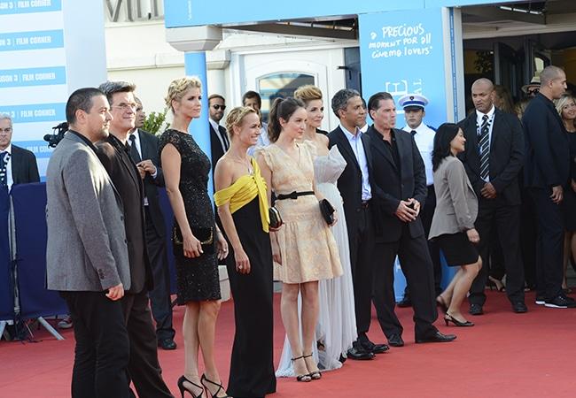 American film festival in Deauville