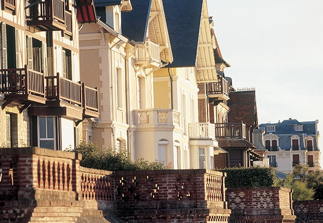 seafront villas