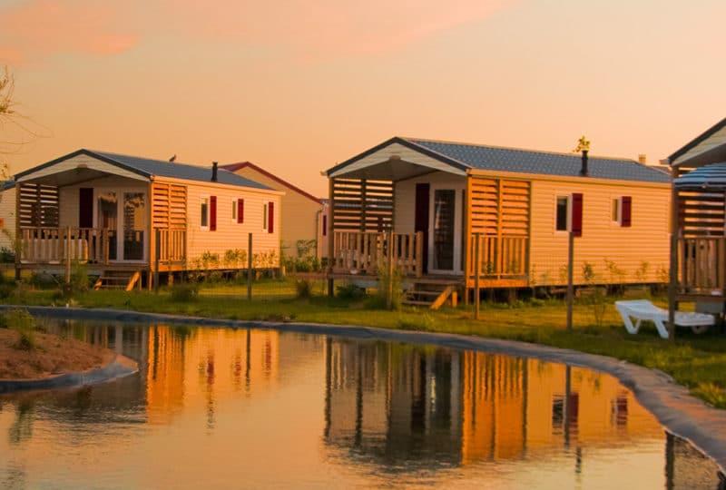 The campsites of Calvados