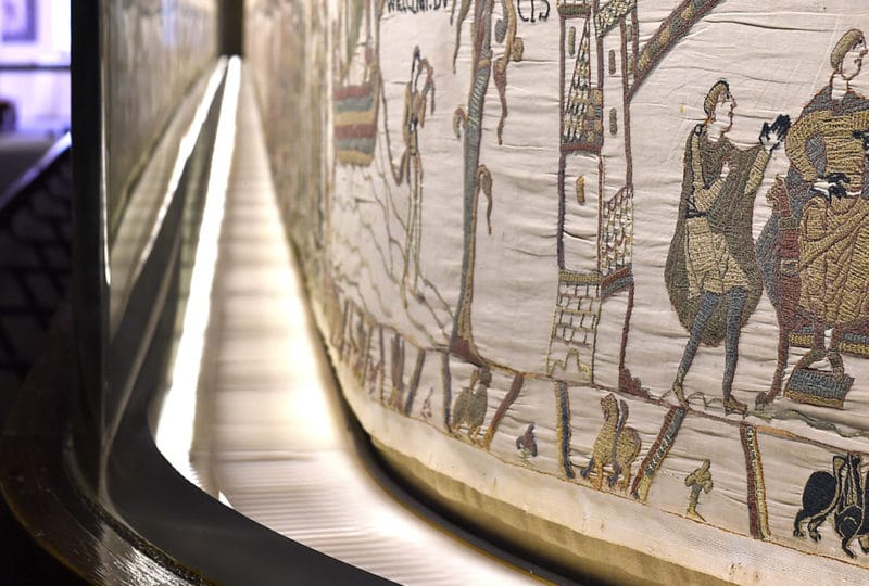 Bayeux Tapestry in Calvados