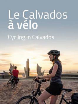 Carte Calvados à Vélo 2020