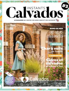 Magazine Instants Calvados 2020