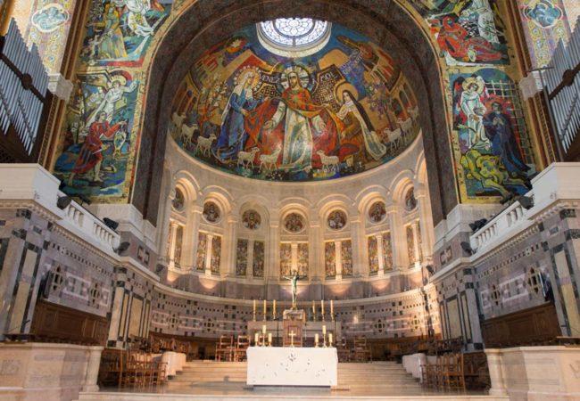 Basilica of St. Thérèse of Lisieux