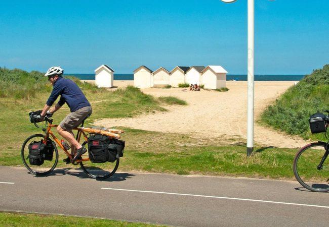 Cycles atOuistreham Riva Bella