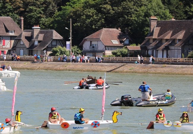 Maritime events in Dives-sur-Mer