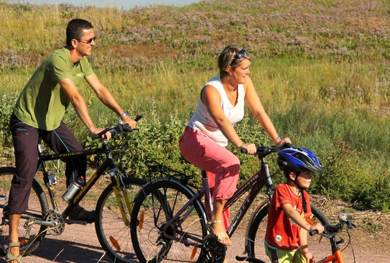 Family cycle in Calvados