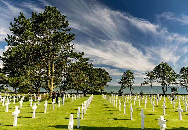 Normandy Americain Cemetery